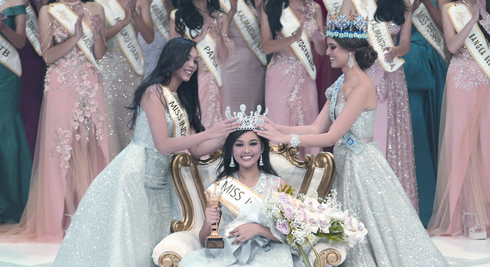Miss Indonesia 2019 Highlights