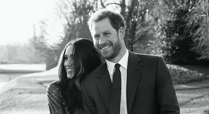 The Royals Engagement Photos