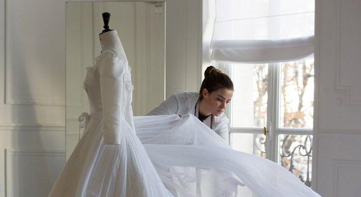 Song Hye Kyo Wedding Dress