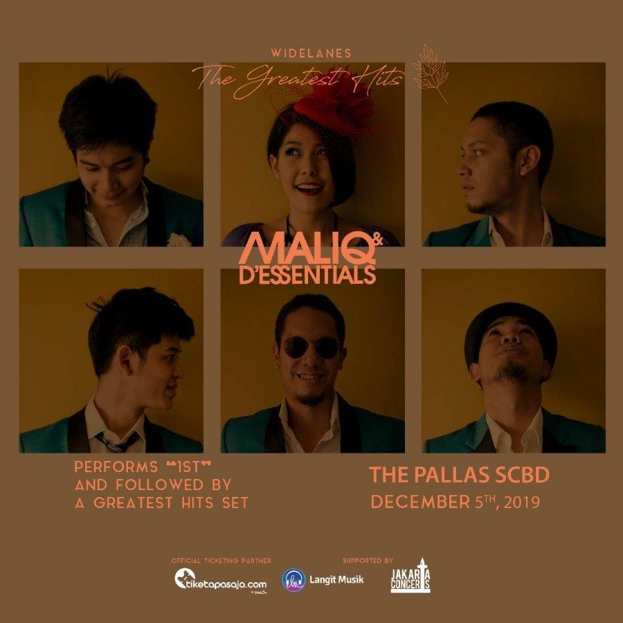 Nostalgia bersama Maliq & D'Essentials di The Greatest Hits