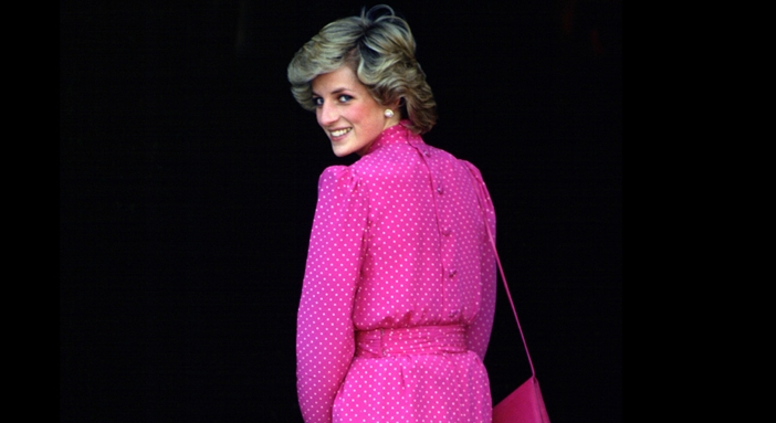 Princess Diana Fashion Twin