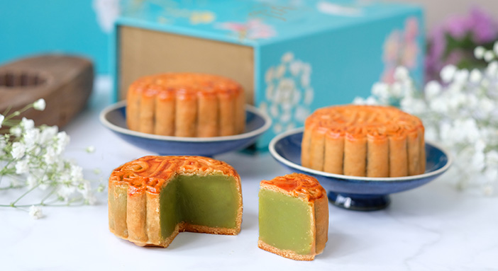 Mooncakes Party at JIA