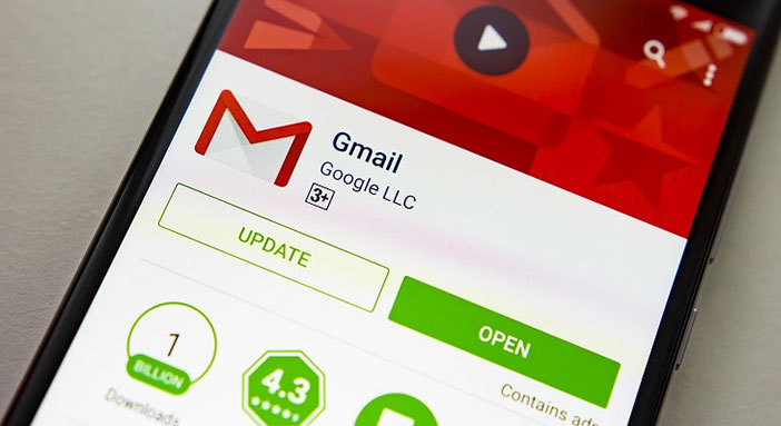 Gmail Mobile Goes Confidential